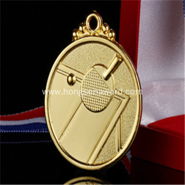 Gold energy sport  medal